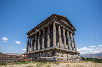 Image result for 加尼希臘神殿 The Temple of Garni