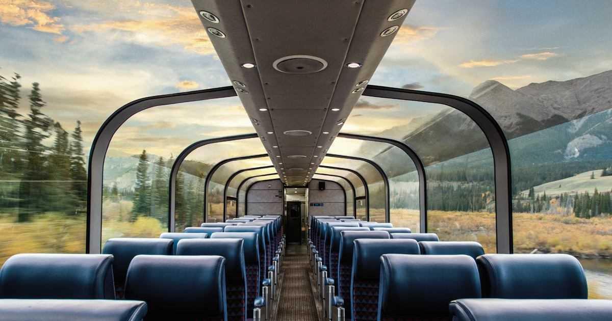 原居地 – 溫哥華 – VIA國鐵