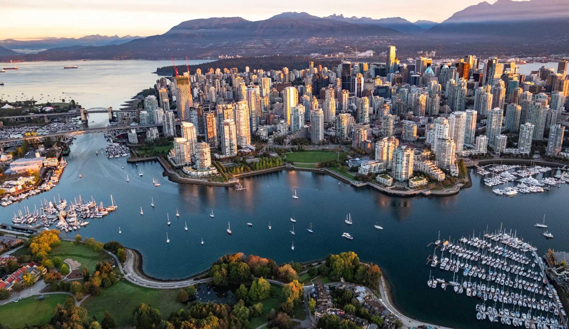 2021年冬季溫哥華洛磯山皇御六日或七日遊 原居地—溫哥華