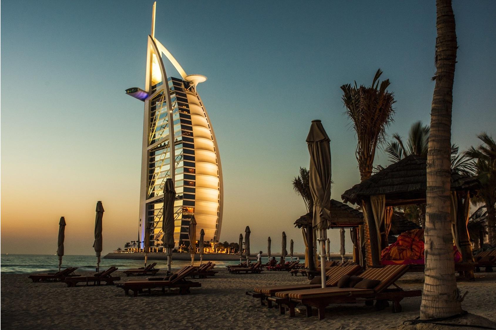 2022年 4/23 俄羅斯莫斯科+杜拜9日 5/1 杜拜Dubai—久美拉古城堡Madinat Jumeirah—杜拜帆船酒店Burj Al Arab—Dubai Mall 水舞—原居地 (SU525 DXB/SVO 02:20A 06:50A + SU106 SVO/LAX 12:00N 14:15)