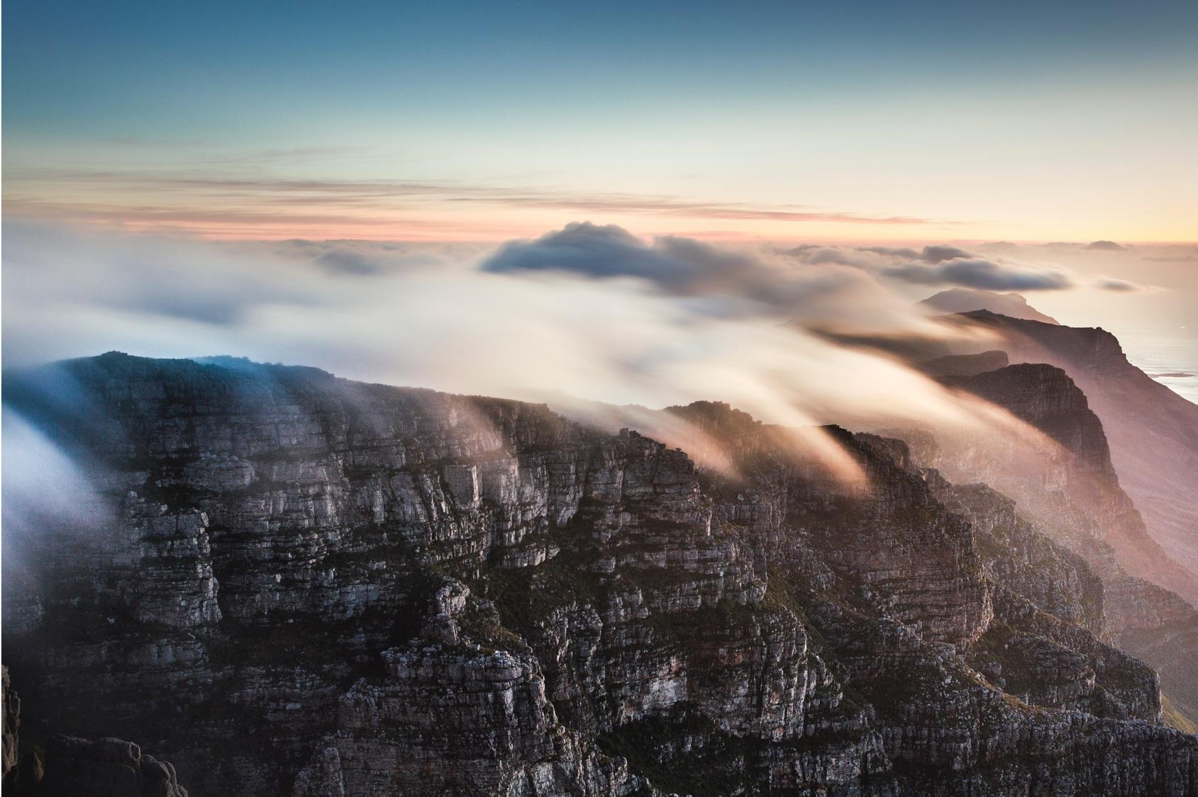2022年 2/23 南非豪華9日遊 南非開普敦鴕鳥園Ostrich Farm Cape Town—桌山Table Mountain