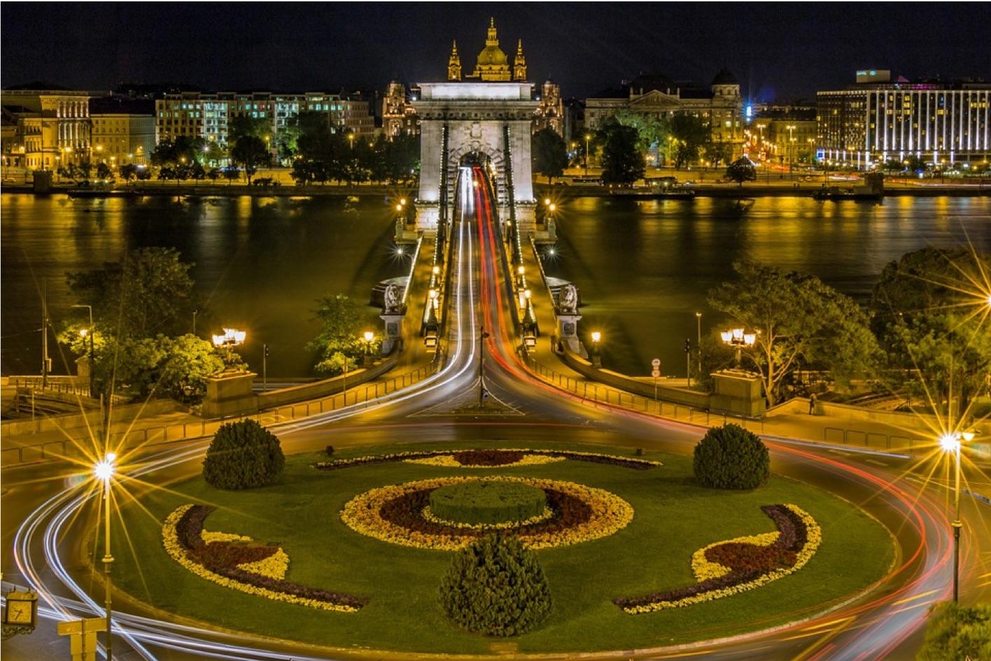 2022年 3/22 中世紀東歐四國9日 3/28 布拉提斯拉瓦BLATISLAVA - 布達佩斯BUDAPEST