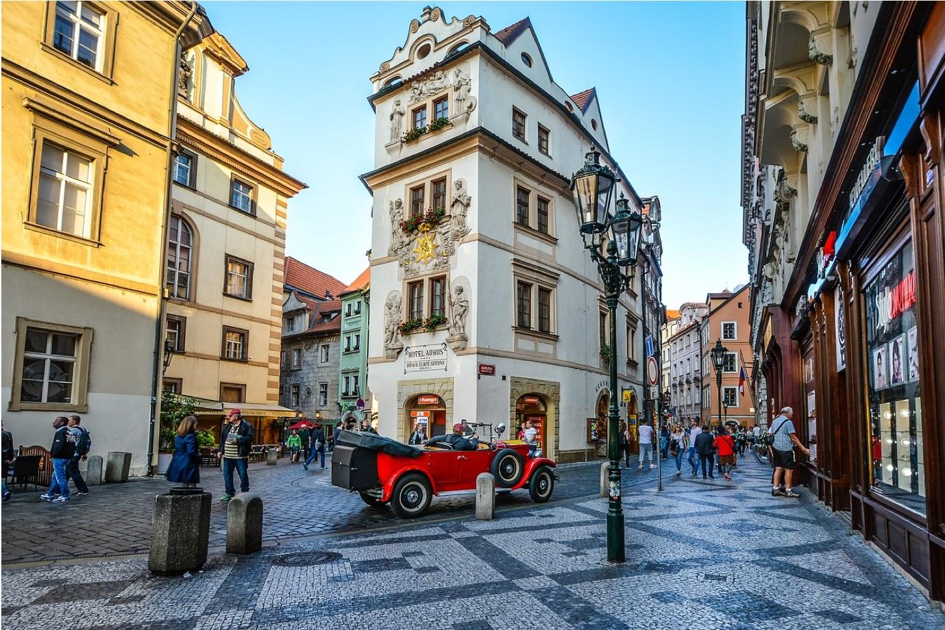 2022年 3/22 中世紀東歐四國9日 3/26 布拉格 PRAGUE