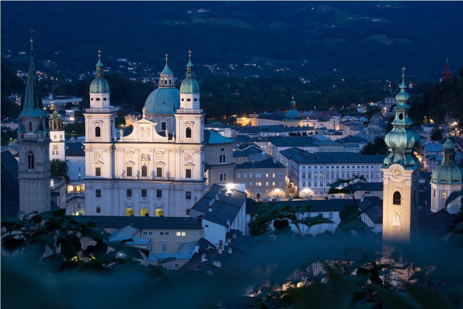 2022年 3/22 中世紀東歐四國9日 3/24 維也納VIENNA - 莎姿堡 SALZBURG - 湖區度假別墅