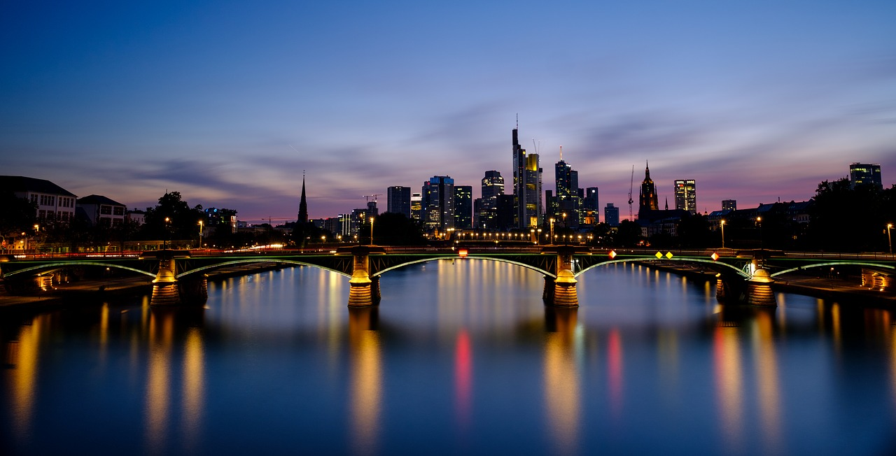2022年 4/12 深德你心德國全覽9日 4/12 原居地—法蘭克福 Frankfurt, Germany
