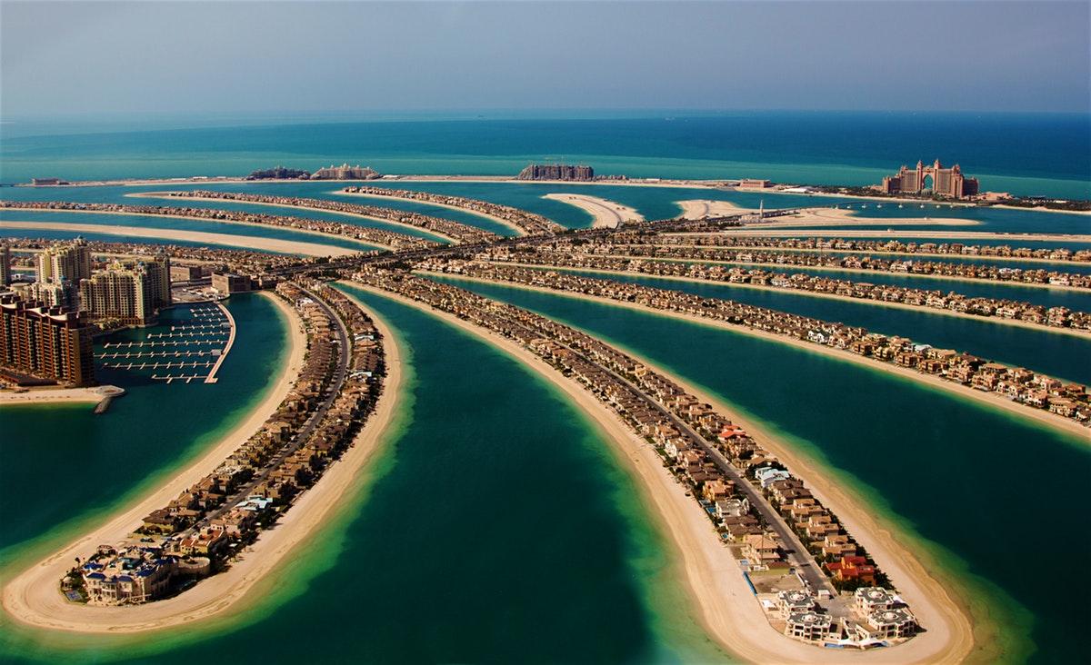 2022年 2/29 杜拜阿聯酋遊輪10天 03/02(一) <strong>杜拜Dubai, UAE,市區遊~棕櫚島—上船 (吃自助午餐)</strong>