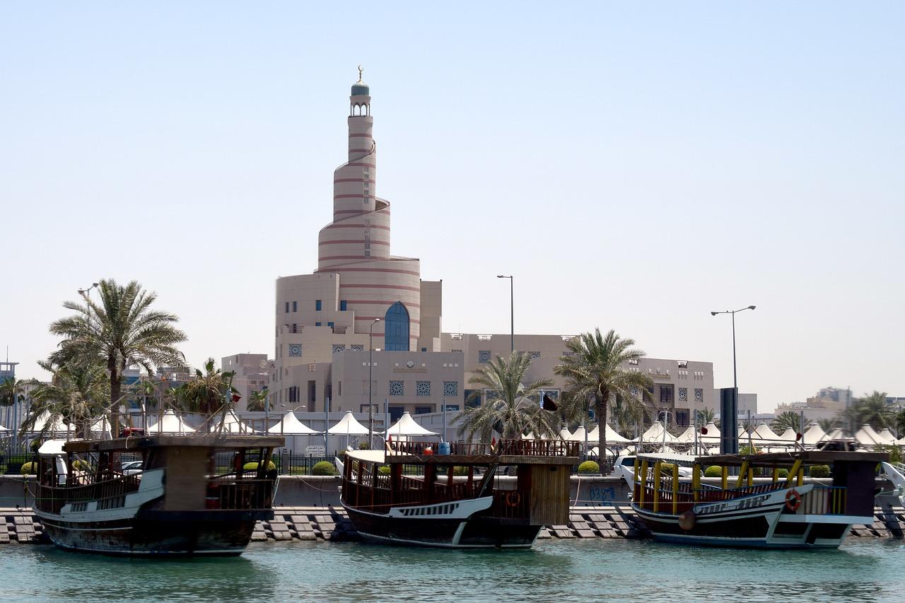 2022年 2/29 杜拜阿聯酋遊輪10天 03/04(三) 多哈Doha, 卡塔Qatar