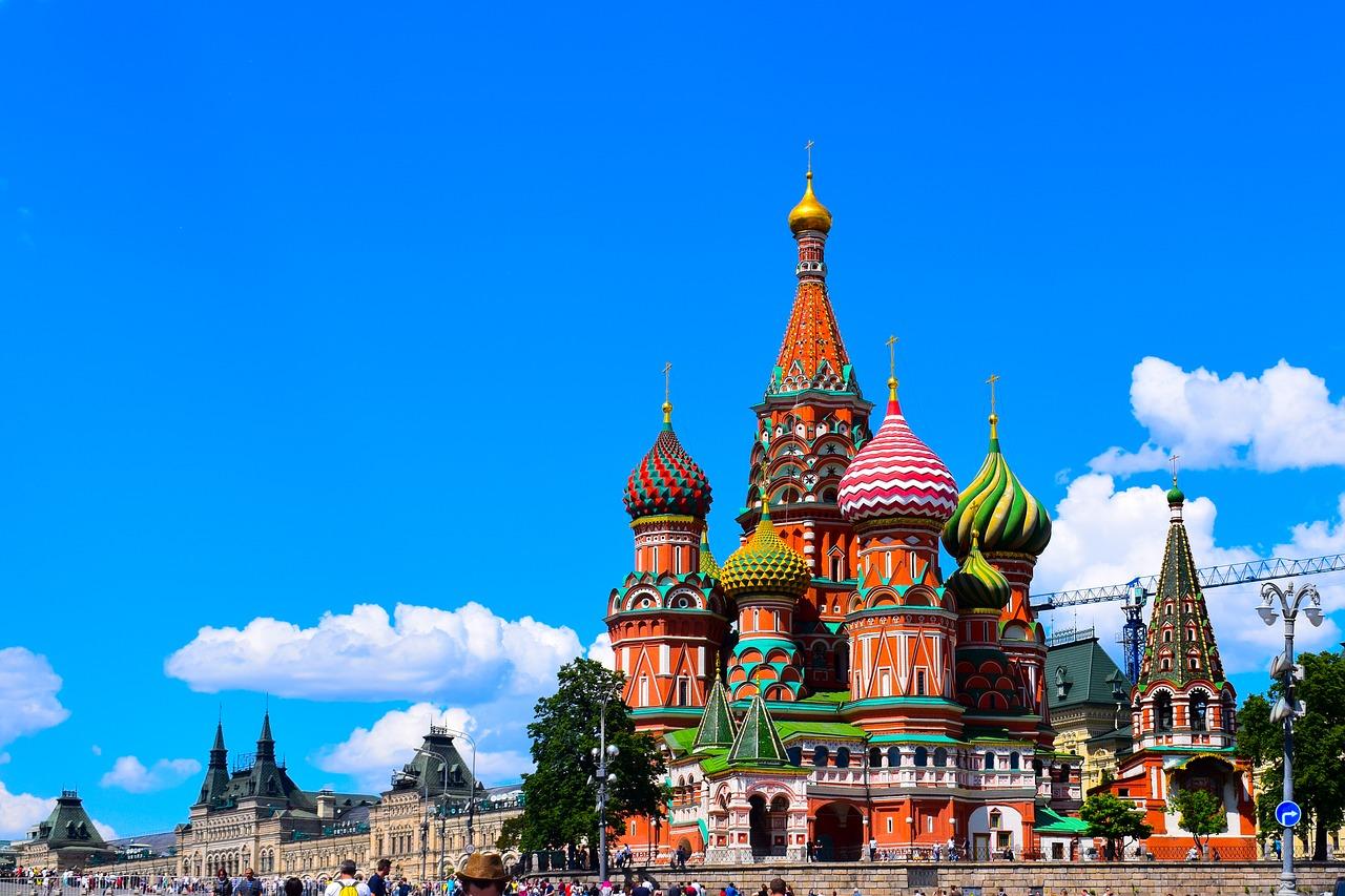 2022年 4/23 俄羅斯莫斯科+杜拜9日 4/24 莫斯科 Moscow—市區觀光