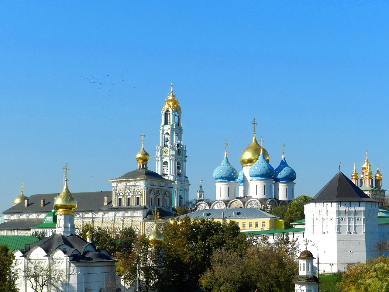 2022年 4/23 俄羅斯莫斯科+杜拜9日 4/25 莫斯科—賽吉耶夫鎮 SERGIEV POSAD—莫斯科馬戲團表演