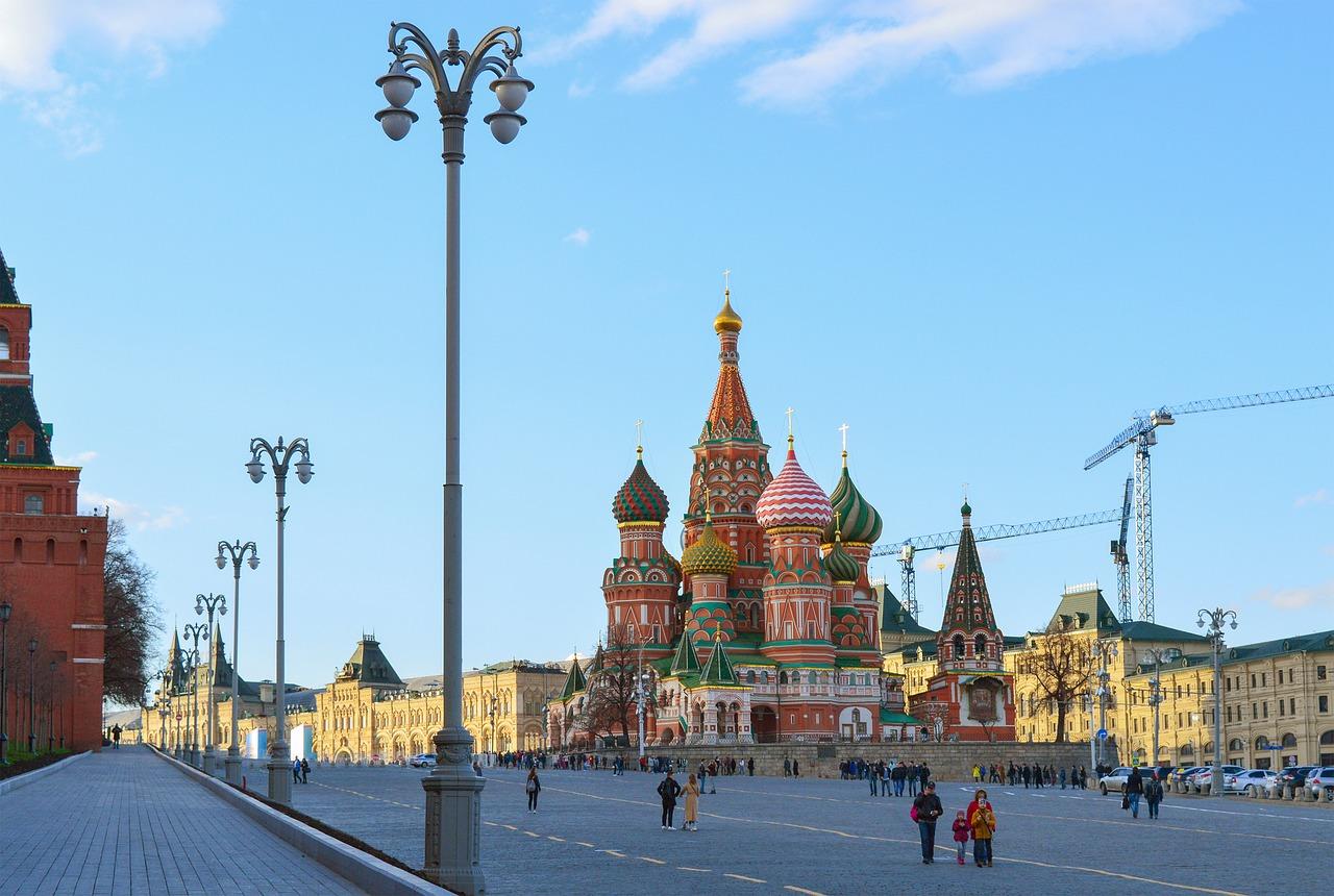 2022年 4/23 俄羅斯莫斯科+杜拜9日 4/27 莫斯科克里姆林宮Moscow Kremlin—紅場Red Square