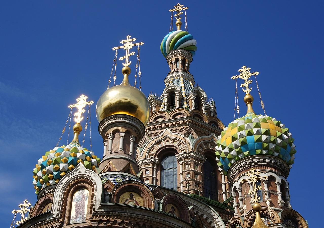 2022年 4/23 俄羅斯莫斯科聖彼得堡9日 4/28 莫斯科—聖彼得堡Saint Petersburg—市區觀光—尼古拉宮廷晚宴+民族舞蹈表演 (SU010 SVO/LED 08:20A 09:50A)