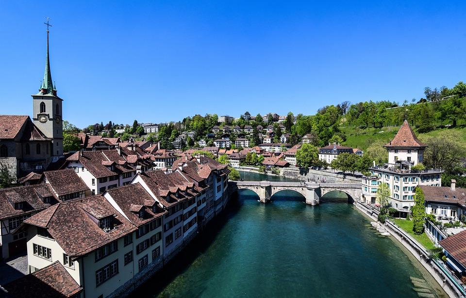 2022年 5/11 瑞士火車精彩深度9日 蒙特婁Montreux - 伯恩Bern - 蘇黎世Zurich