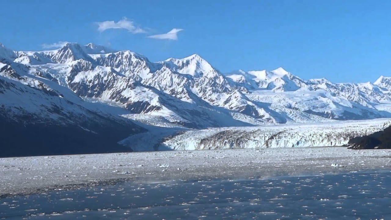阿拉斯加公主號豪華遊輪深度8日 學院府冰河(COLLEGE FJORD)