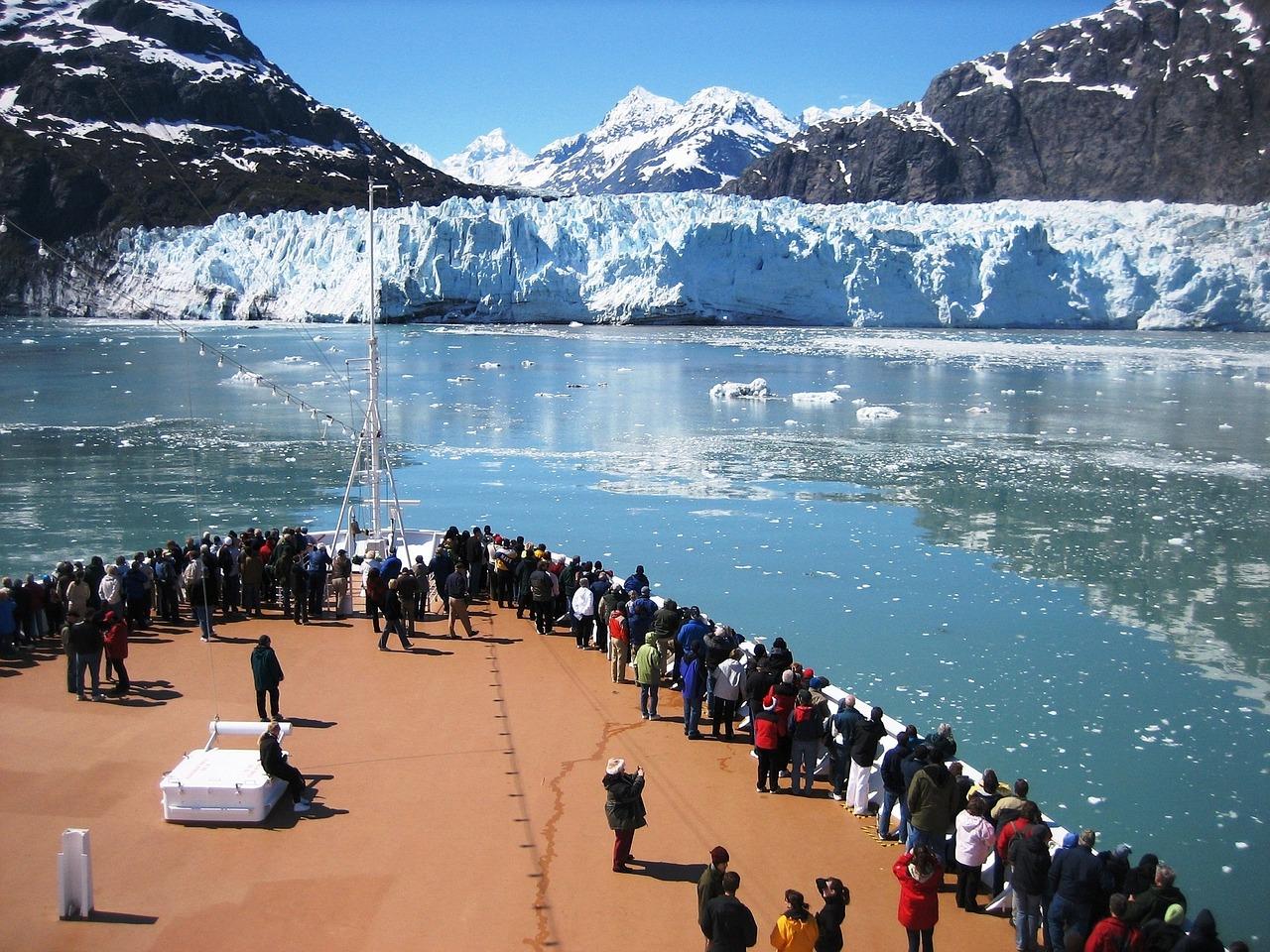 阿拉斯加公主號豪華遊輪深度8日 冰河灣(GLACIER BAY)