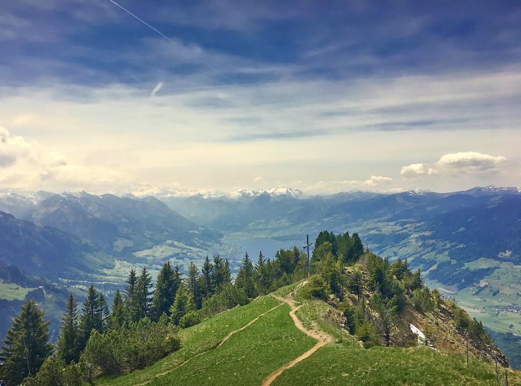 2022年 5/11 瑞士火車精彩深度9日 蘇黎世 Zurich -石丹峰Stanserhorn-琉森Luzern