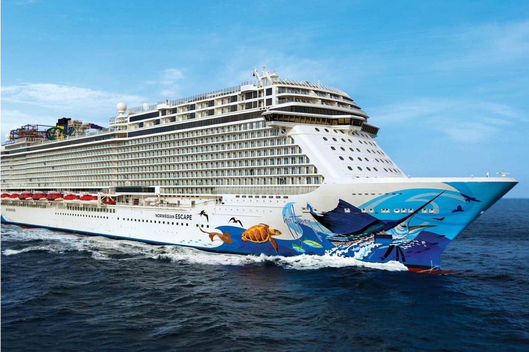 2022年 5/27 北歐豪華遊輪之旅12日 5/31 海上巡遊 At Sea
