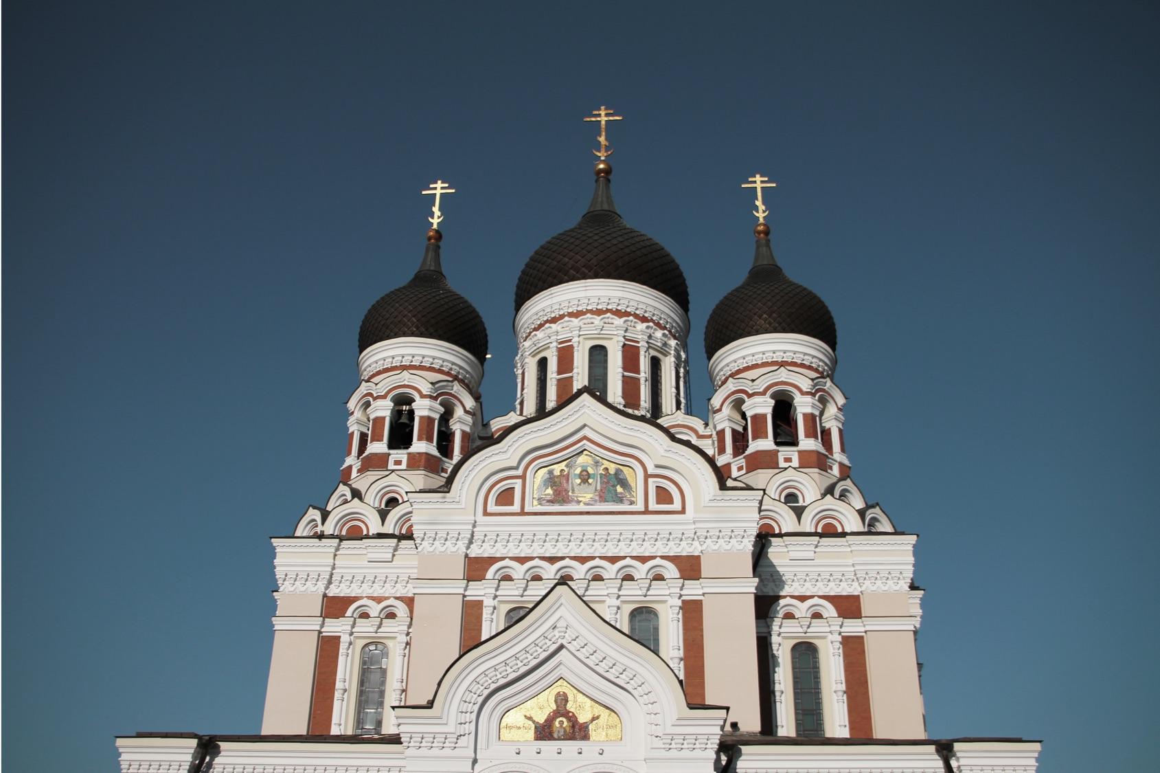 2022年 5/27 北歐豪華遊輪之旅12日 6/1 愛沙尼亞塔林 Tallinn, Estonia