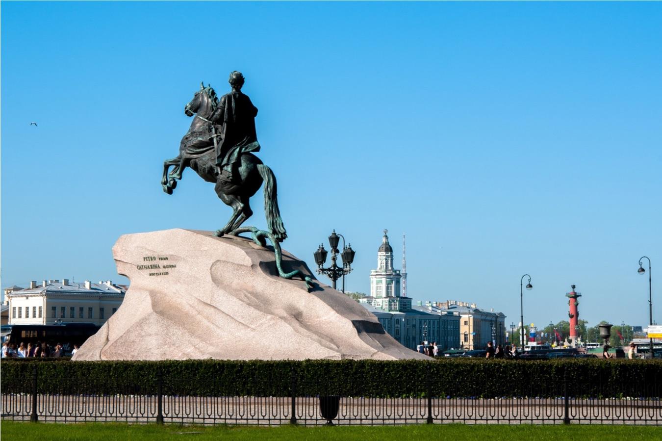 2022年 5/27 北歐豪華遊輪之旅12日 6/2 俄羅斯聖彼得堡 St. Petersburg, Russia