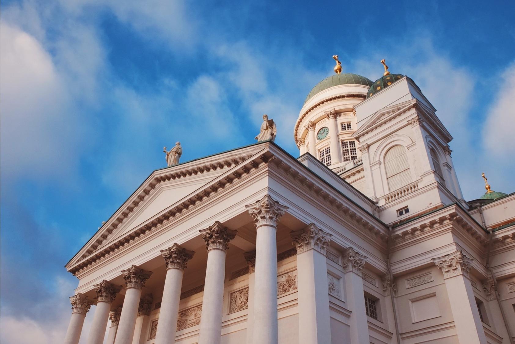 2022年 5/27 北歐豪華遊輪之旅12日 6/4 芬蘭赫爾辛基 Helsinki, Finland