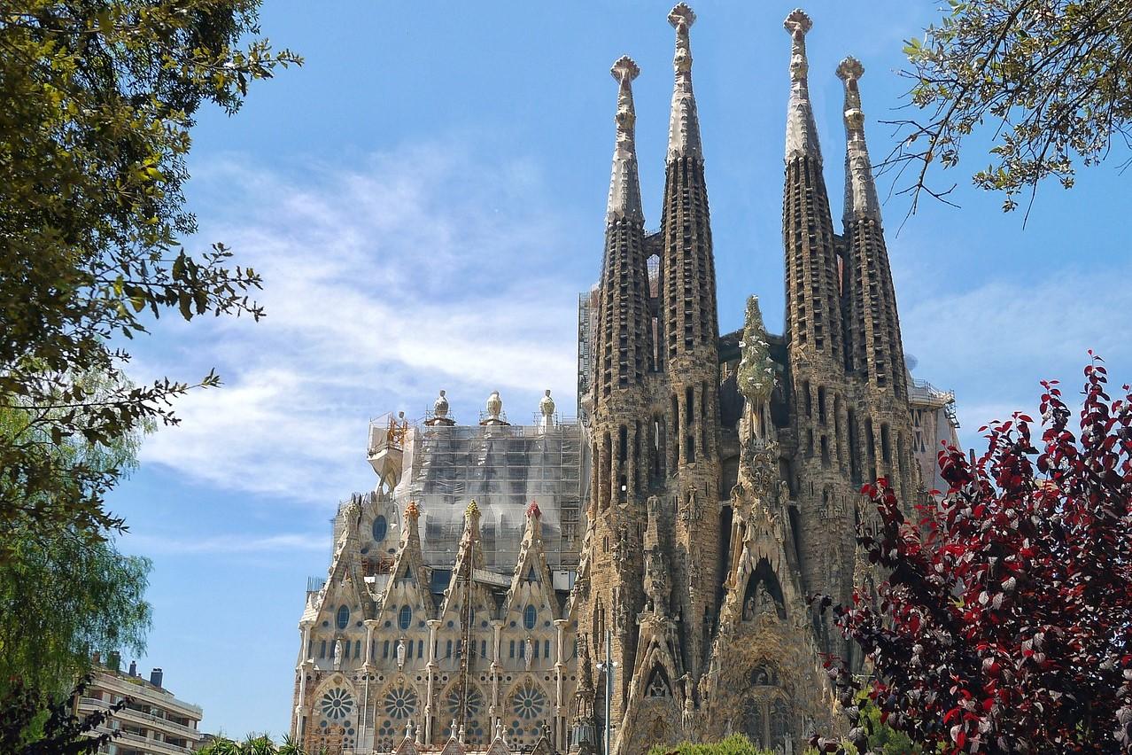 2021年 11/2 西班牙 ‧ 葡萄牙深度9日 西班牙巴塞隆納 Barcelona, Spain
