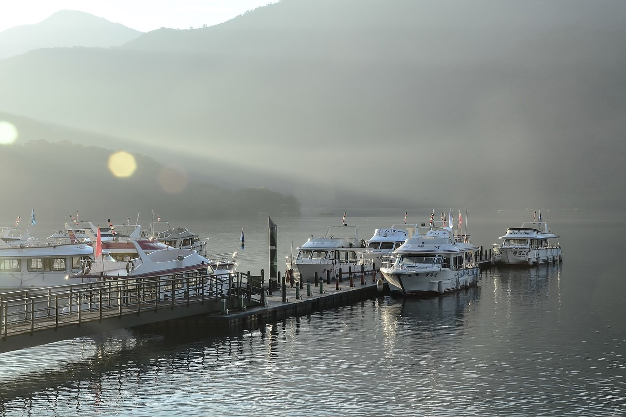 台灣觀光巴士二日遊 <strong>日月潭、埔里鎮、鹿港觀光 Sun Moon Lake, Puli & Lugang</strong>