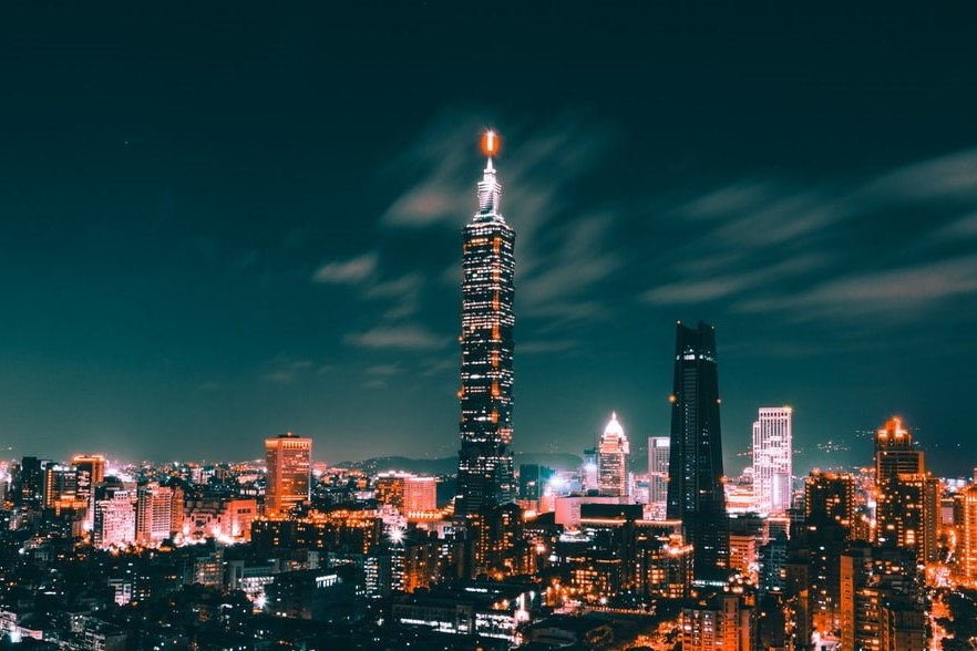 台灣觀光巴士半日遊 <strong>台北夜景觀光</strong> <strong>Taipei Night Tour</strong>