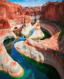 深度黃石-大巨環-大峽谷西緣