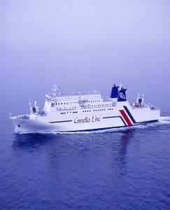新山茶花號豪華客船